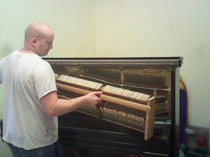 консультация при покупке пианино