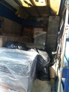 как упаковать мебель