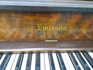 перевезти пианино Emerson