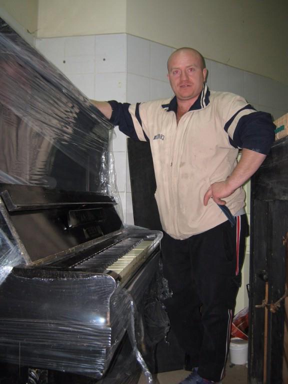 Доставка пианино фабрики Вильгельма Бизе (W Biese)