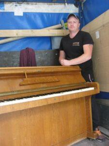 Перевозка пианино Rosler Rigoletto