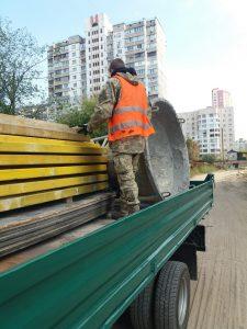 доставка строительных лесов