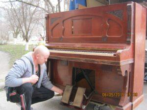 pianist Wilhelm Spaethe
