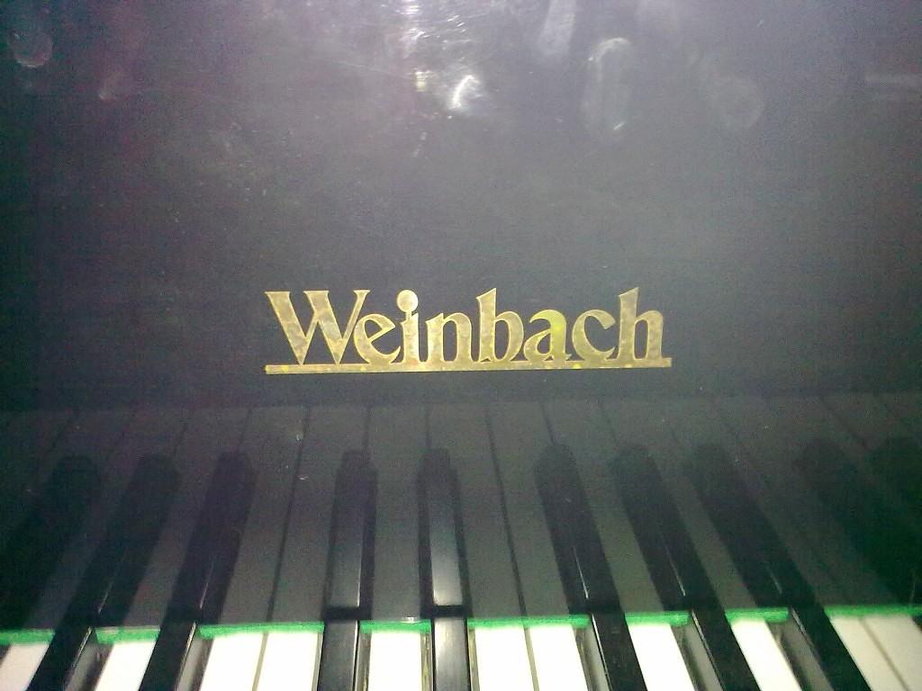 Перевозка кабинетного рояля Wienbach Petrof