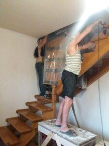 подъем пианино на этаж
