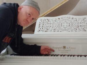 рояль Hagspiel & Company piano история